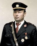 Dugogodišnji zapovjednik DVD-a Nuštar